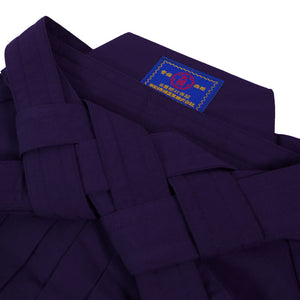 Semi-Heavy Weight Cotton Hakama [#6000] - Kendo/Iaido