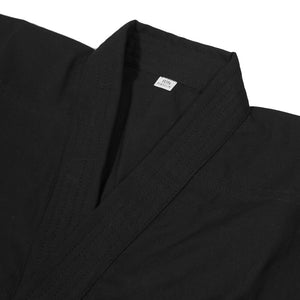 Semi-Heavy Black Karategi Ninjutsu & Kobudo (R3N) - Jacket Only