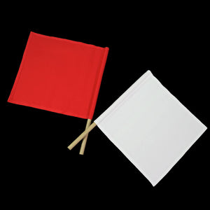 Kendo Referee Flags