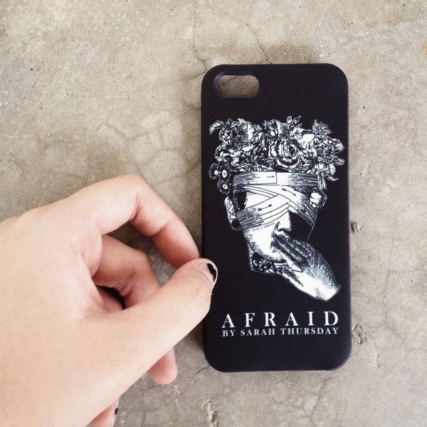 Afraid Matte Phonecase