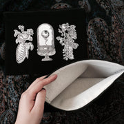 Hallows Black Pouch