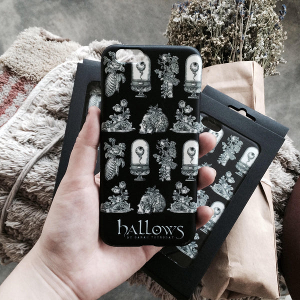 Hallows Matte Phonecase