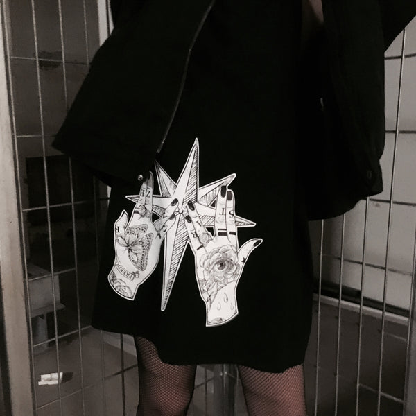 「星 」 Starlight Oversized Tee