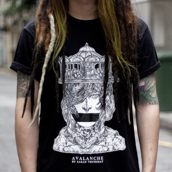 Avalanche BMTH Tribute Tee