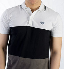 Club Shirt Sport Fit Style 1/3 cut coloring