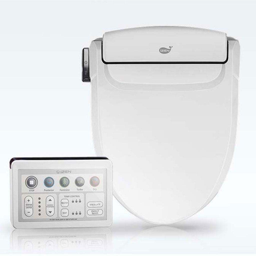 IB 3200 Comfort Bidet Seat with Remote Control