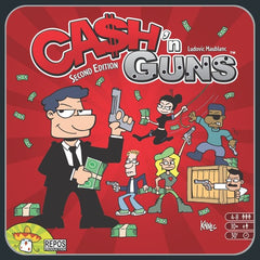 Ca$h'n Guns (second edition)