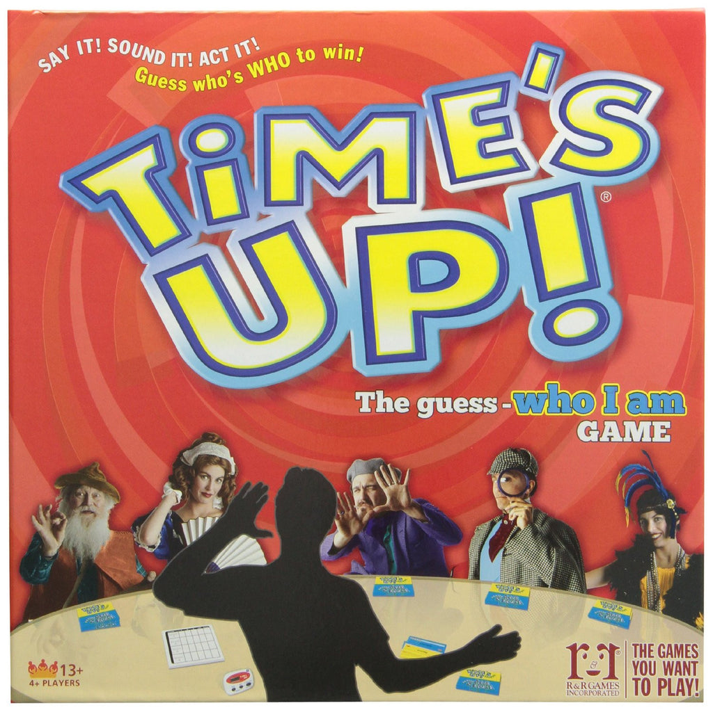 Time's Up : Deluxe Edition