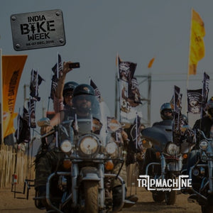 Places to visit if you are riding to India Bike Week 2019