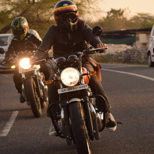 Rode The Twins : Interceptor 650 vs Continental GT 650