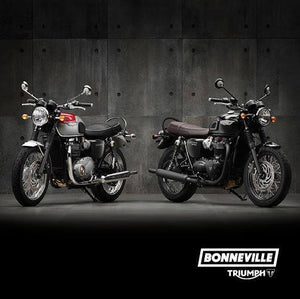 In Memory of the Triumph Bonneville