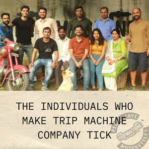 Meet the Family - The Trip Machine Crew