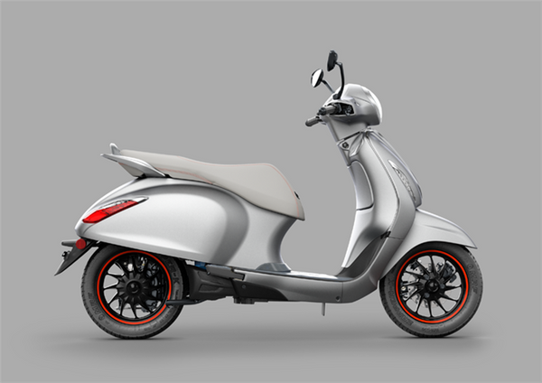 Bajaj Chetak EV Scooter Electric Scooter Electric Vehicle Bajaj Priya Vespa 150 Lambretta Lamby