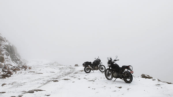 Royal Enfield Himalayan: The first word - Trip Machine Company