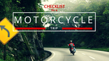 CHECKLIST FOR A MOTORCYCLE TRIP - TRIP MACHINE COMPANY