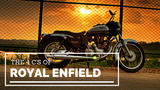THE 4C'S ROYAL ENFIELD - TRIP MACHINE COMPANY
