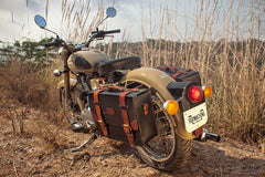 The Evil Twin - Hybrid Saddlebags - Trip Machine Company