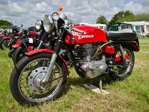 Royal Enfield Continental GT 535 Cafe Racer Vintage Continental GT 250