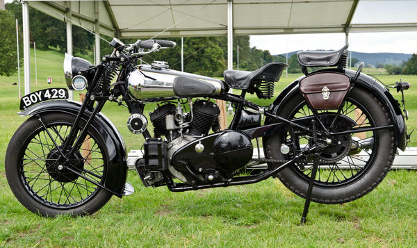 10 Holy Grail Motorcycles and their Significance Brough Superior SS100 George Brough Lawrence of Arabia