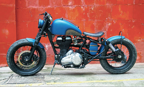 Top 5 Royal Enfield Customs - Trip Machine Company