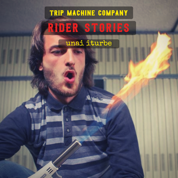 Trip Machine Rider Stories Unai Iturbe Motorcycle Stories Yamaha
