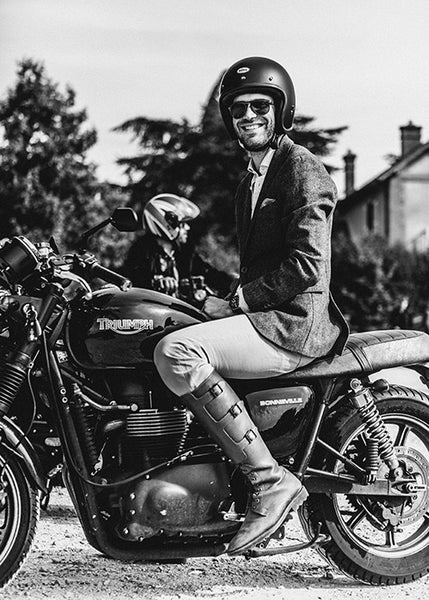 5 Reasons to Participate in The Distinguished Gentleman's Ride '15 - Trip Machine Company