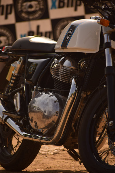 Royal Enfield Interceptor 650 Continental GT 650 Twin Easy Got Back Pick Your Play Cafe Racer Parallel Twin