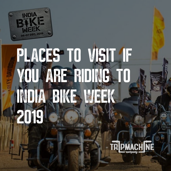 Places to visit in Goa if you are riding to India Bike Week IBW 2019 Motorcycle Lifestyle Biker Biker lifestyle Biker Destination