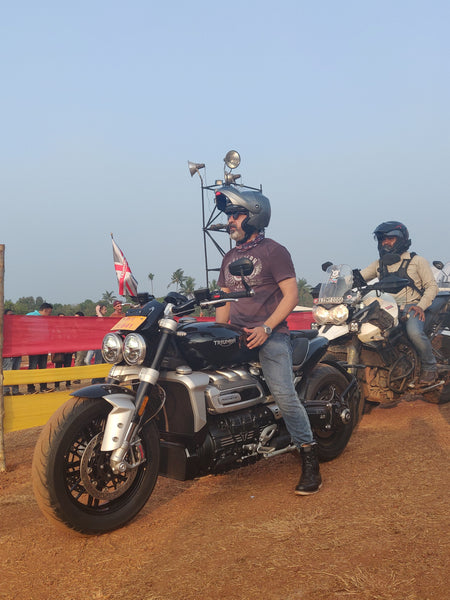 India Bike Week 2019 IBW Royal Enfield Rider Mania 2019 Rider Mania Bike Week India Motorcycling Hilltop Vagator Goa
