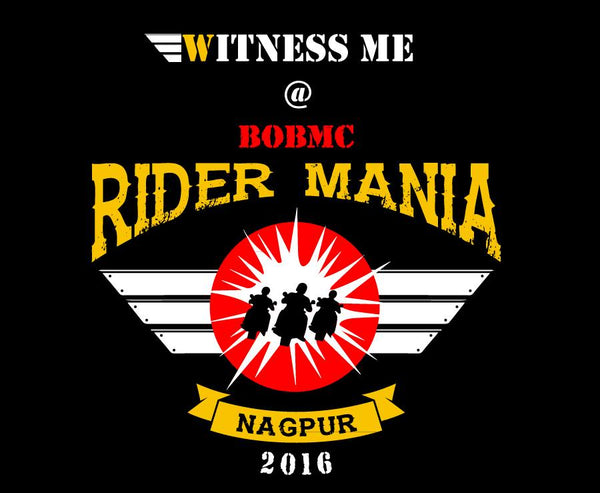 BOBMC RIDER MANIA - The Biggest & Most Badass Ride Event in India