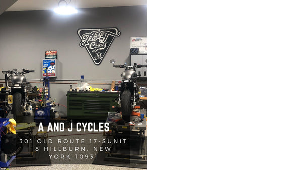 A AND J CYCLES Triumph Motorcycles New York Motorcycle Store