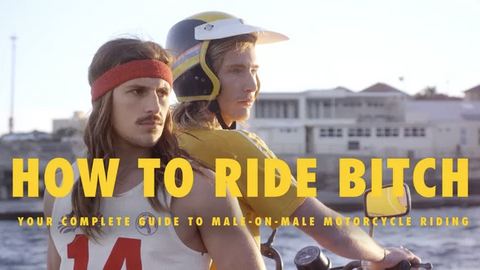 How to Ride Bitch - Trip Machine Company