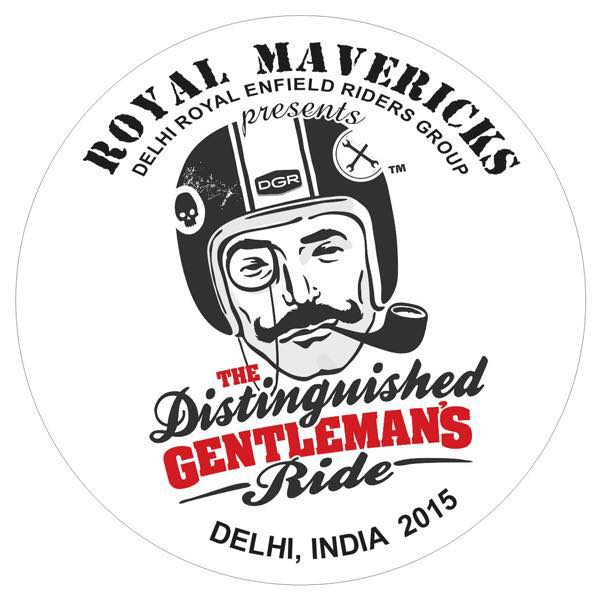 In conversation with a Maverick!! on the Distinguished Gentleman's Ride and The Royal Mavericks - TRIP MACHINE COMPANY