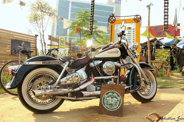 Capital Harley Davidson ties up Throttle Shrottle Cafe - Trip Machine Company