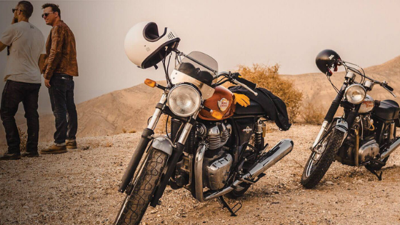 5 accessories to elevate your new Royal Enfield Interceptor 650 and Continental GT 650 Twin to the next level.