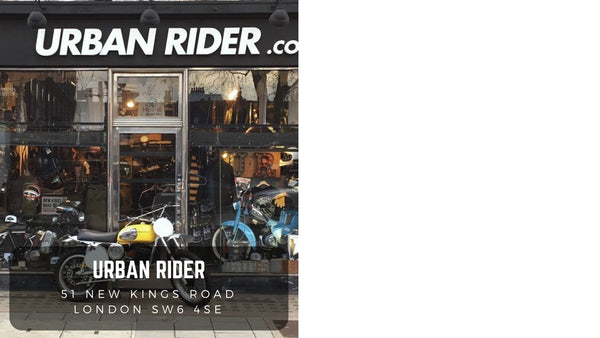 Urban Rider UK - Trip Machine Company