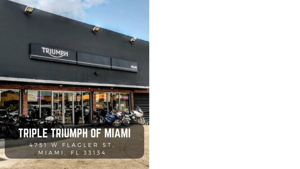 Triple Triumph of Miami - Trip Machine Company