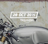 IN MEMORY OF THE TRIUMPH BONNEVILLE - TRIP MACHINE COMPANY