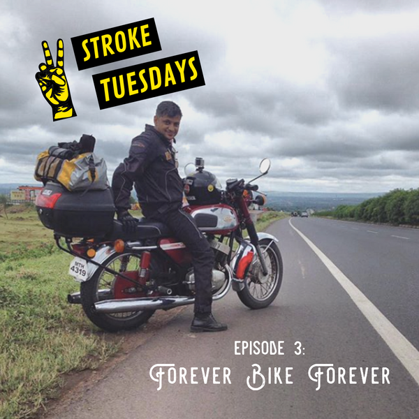 Two Stroke Tuesdays Forever Bike Forever Trip Machine Company Jawa Yezdi Ideal-jawa Jawa 42 Perak Forty Two
