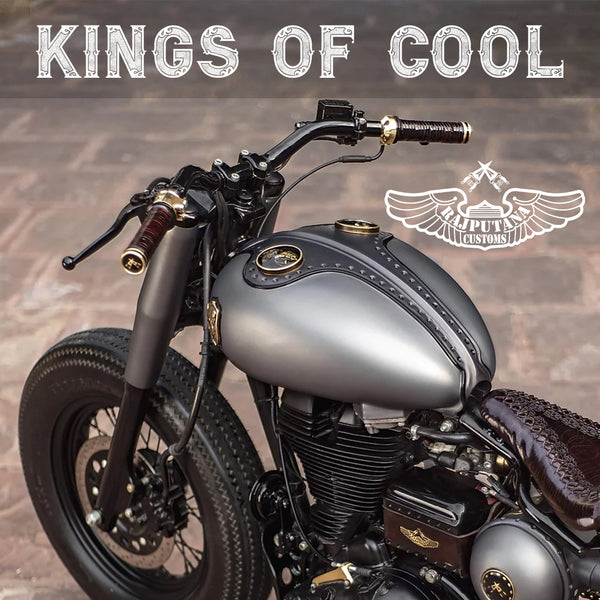 Kings of Cool Rajputana Custom Motorcycles