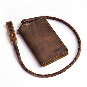 Explorer Wallet - Tobacco Brown