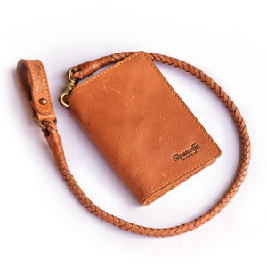 Explorer Wallet - Vintage Tan