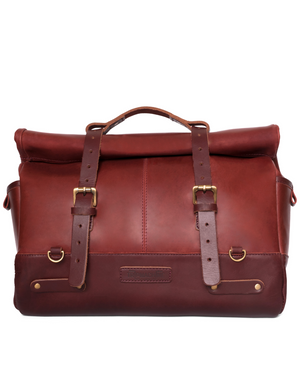 Outlaw Saddlebag Cherry Red