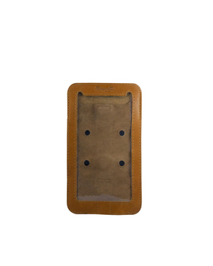 Phone Pouch Vintage Tan
