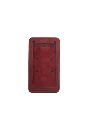Phone Pouch Cherry Red