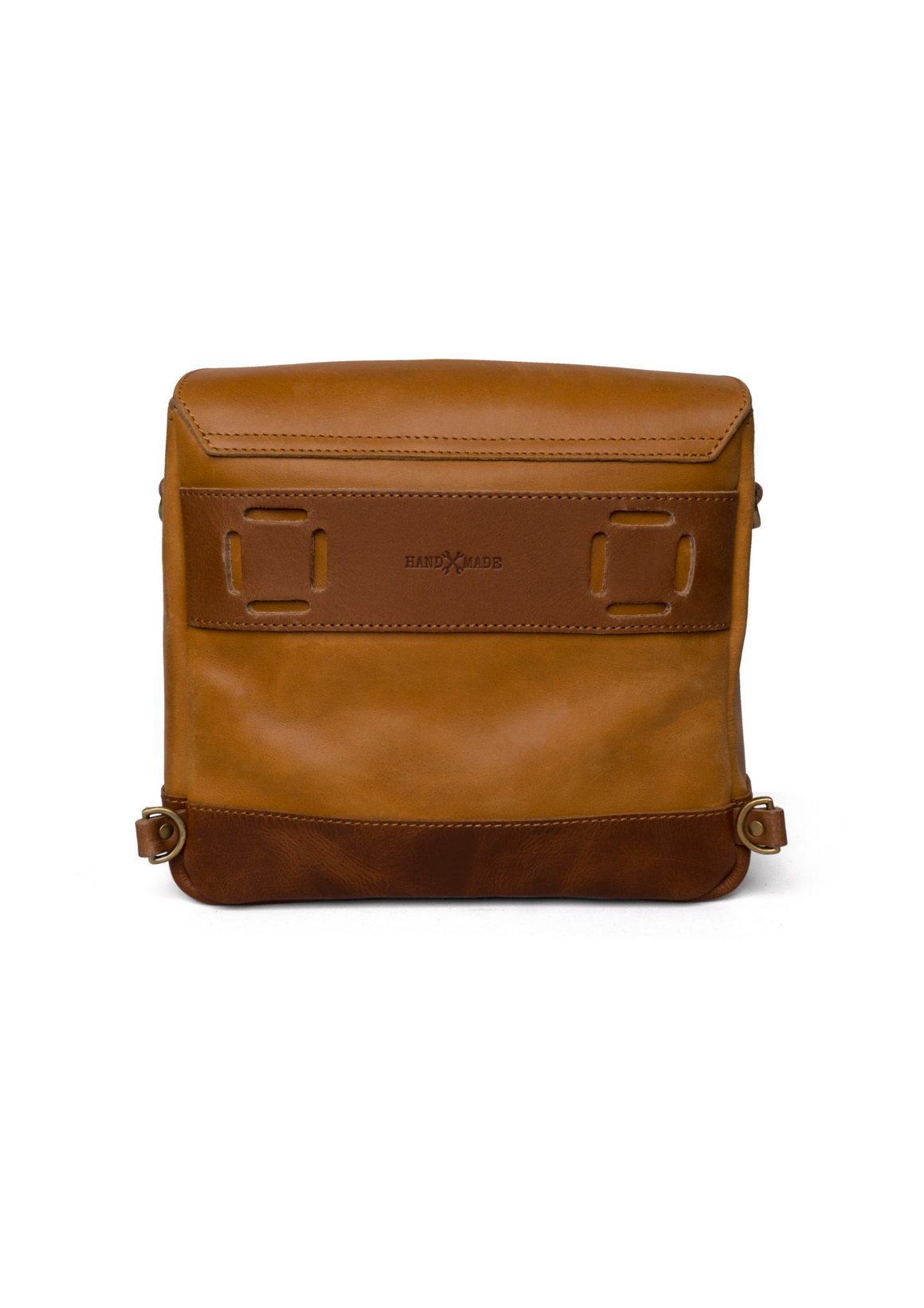 Messenger Bag - Vintage Tan