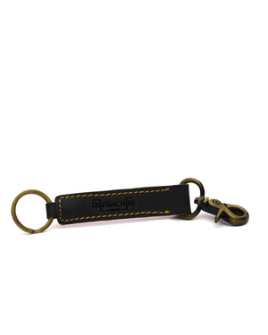 Classic Key Ring Black