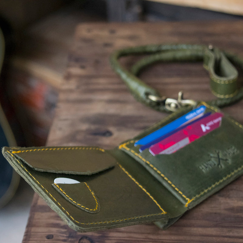 Wallet Army Green