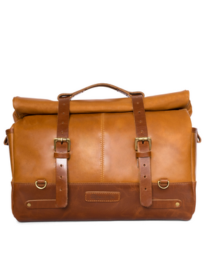 Outlaw Saddlebag Vintage Tan