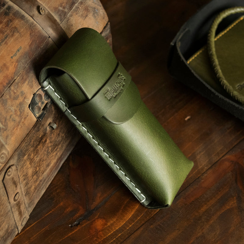 Sunglasses Case Army Green